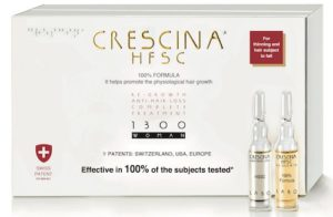 Crescina HFSC 100% Formula Complete Treatment- 500 MAN