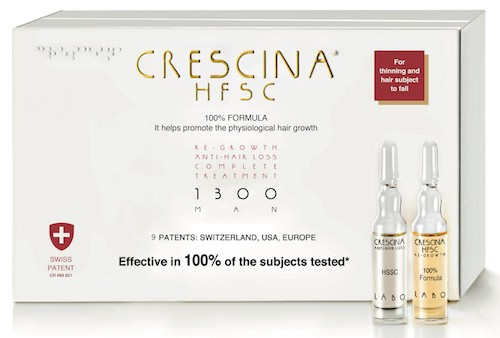 Crescina hair fall treatment - Crescina dubai