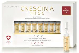 Crescina HFSC 100% Formula Treatment- 1300 MAN