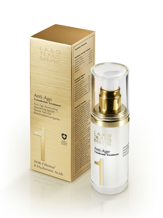 Anti-Age Renovating Smoothing Serum | Labo Transdermic Dubai