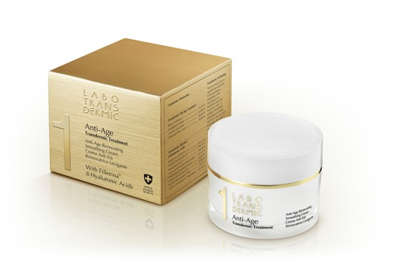 Anti-Age Renovating Smoothing Cream - Labo Transdermic UAE