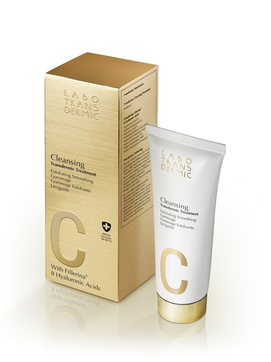 Delicate Gommage Cream for face